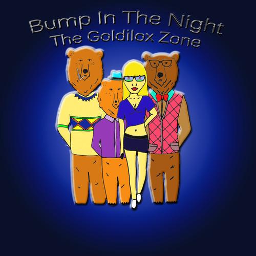 The  Goldilox Zone Bump In The Night Album art