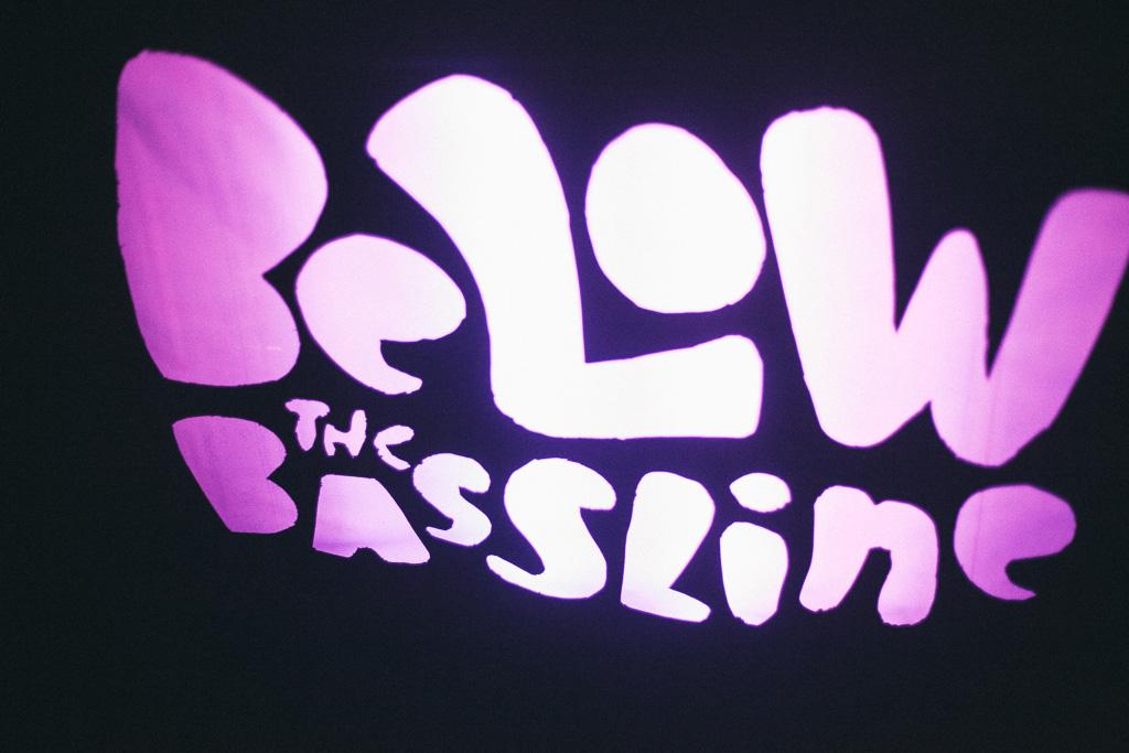 Below The Bassline