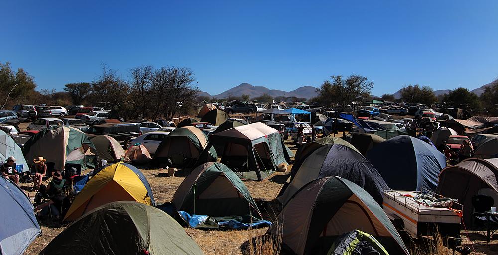 Oppikoppi Camp Site