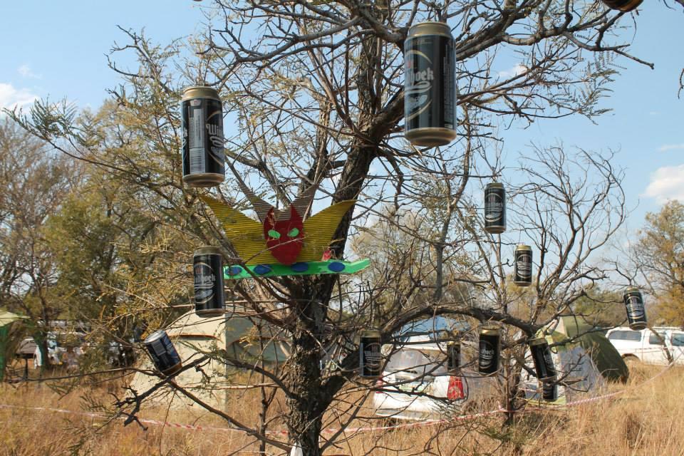 Beer tree oppikoppi