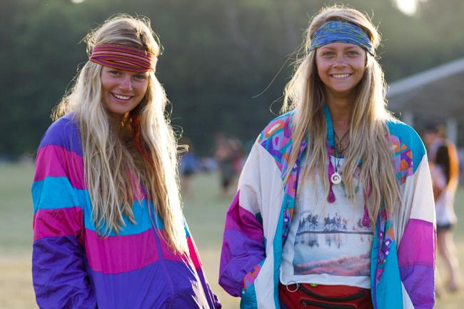 Hippie Festival Fashion