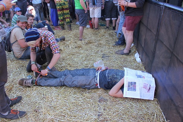 Passed Out Oppikoppi