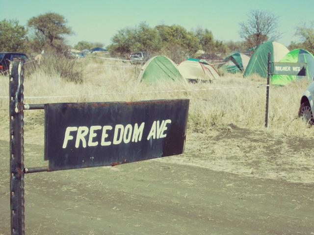 Freedom Avenue Oppikoppi