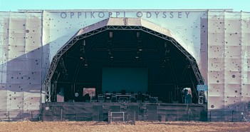 Oppikoppi Main stage
