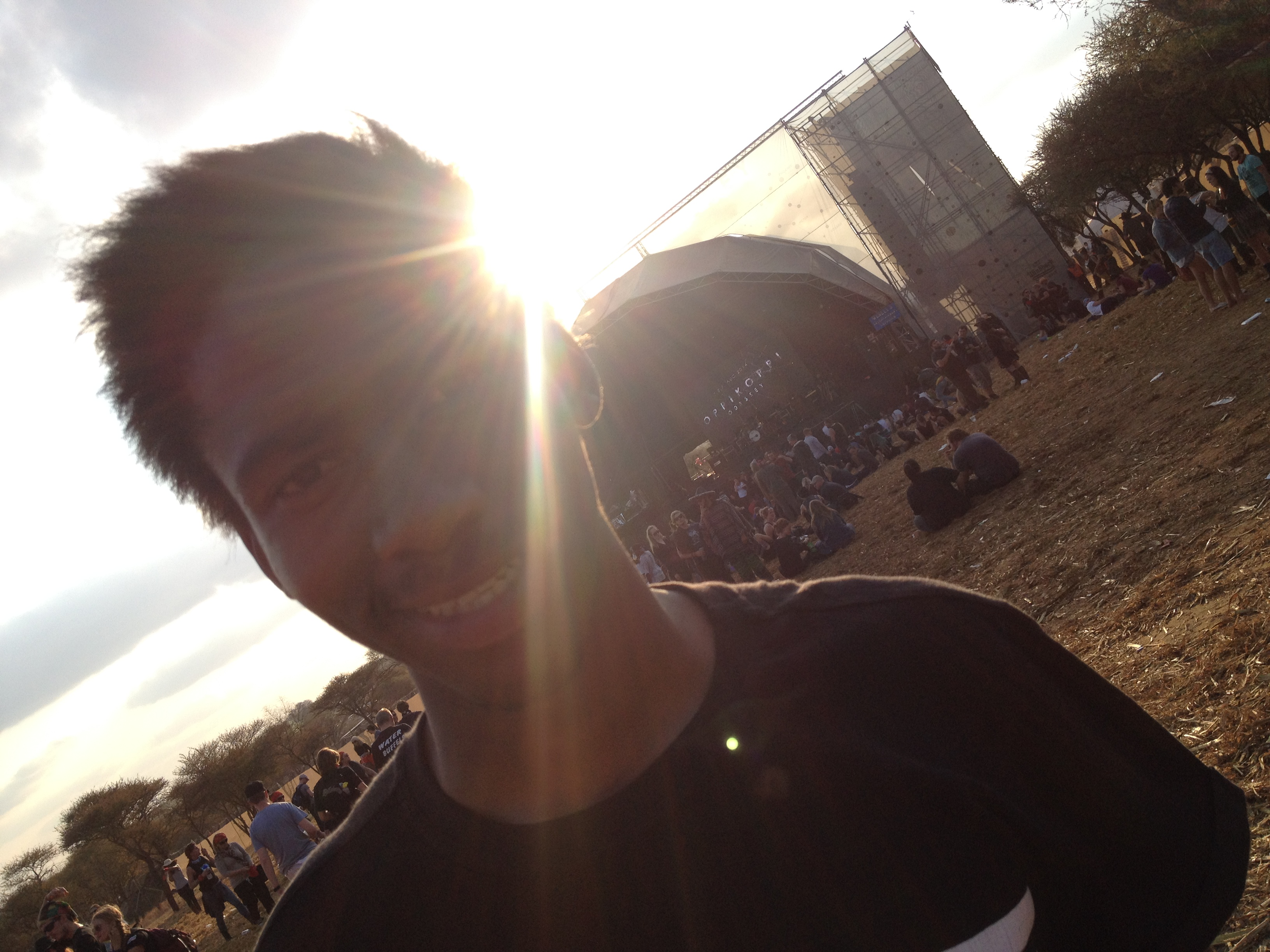 Oppikoppi Selfie