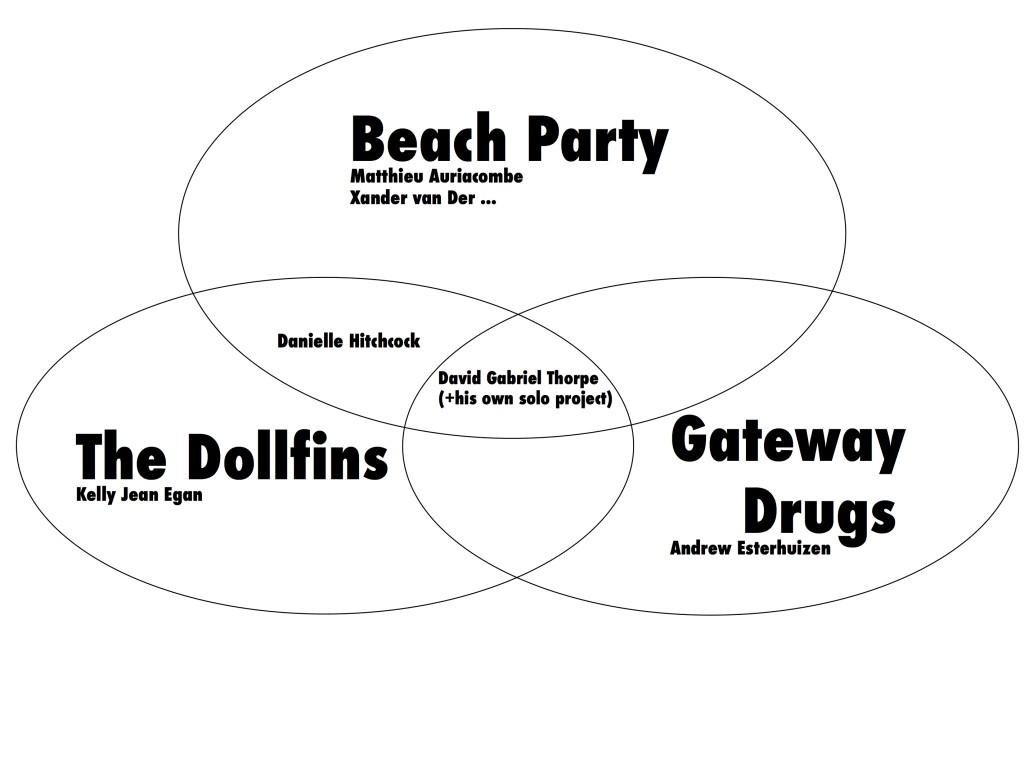 Venn Diagram Beach Party