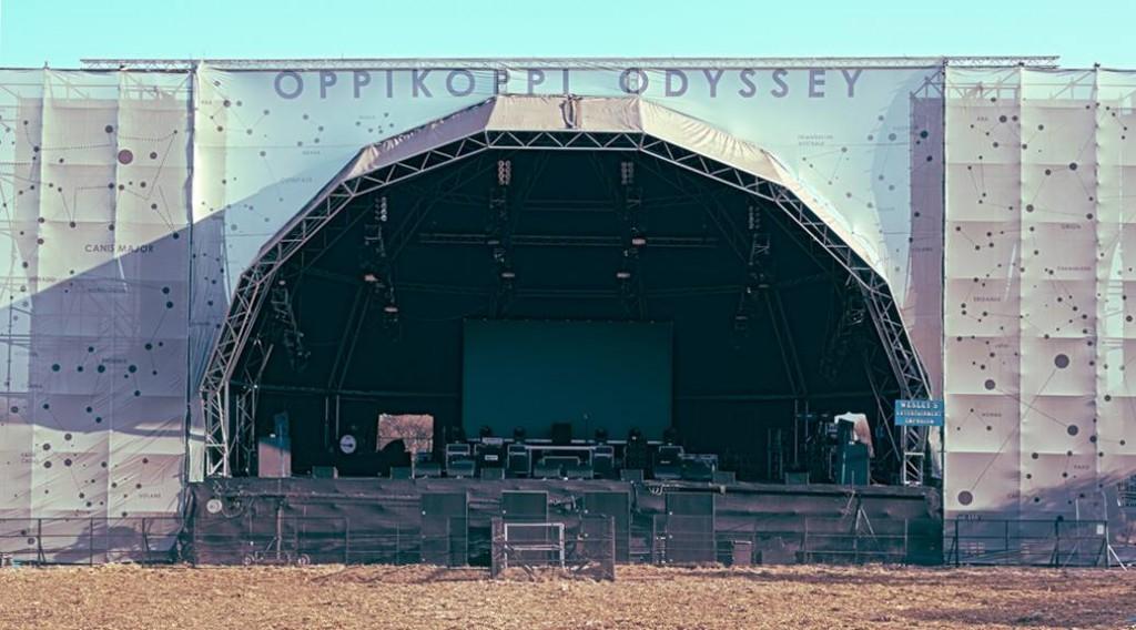 Oppikoppi Stage