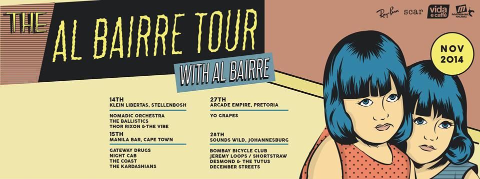 The Al Bairre Tour With Al Bairre