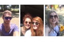 In The City Selfie