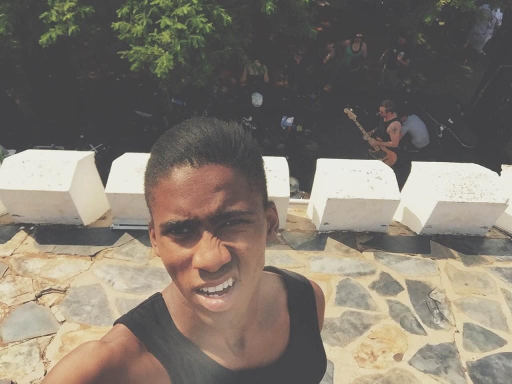 Thozi Selfies