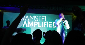 AMSTEL AMPLIFIED