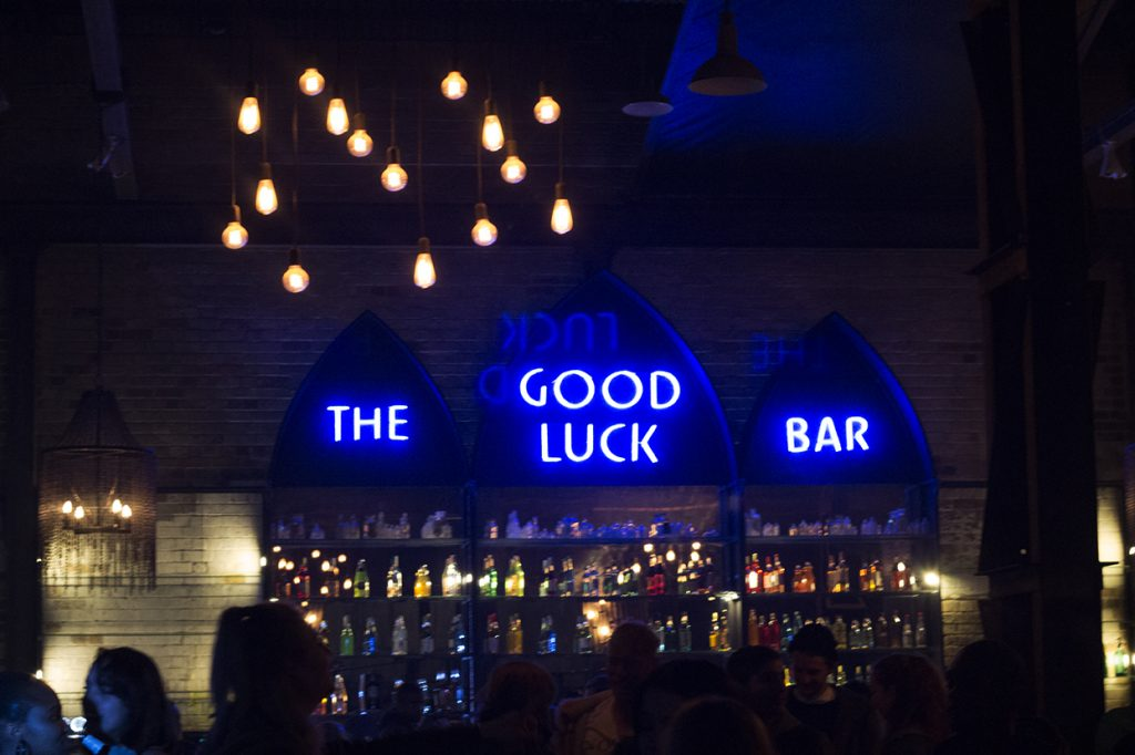 good luck bar
