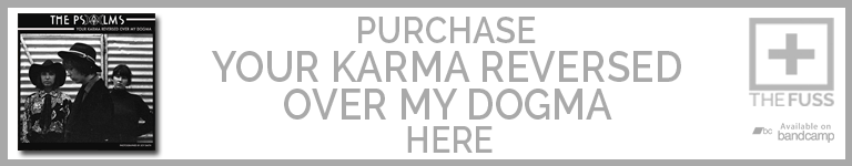 PSALMS PURCHASE BANNER