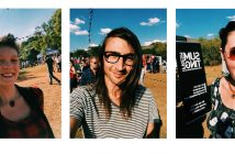 selfies of capital craft beer festivall