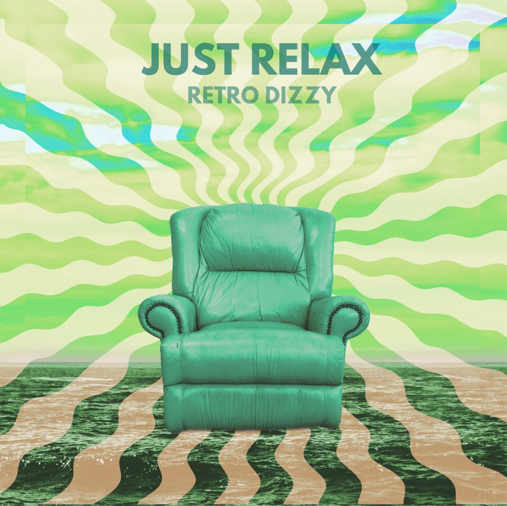 retro dizzy - just relax cover